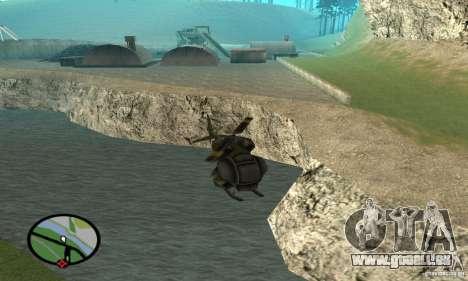 Véhicules RC pour GTA San Andreas