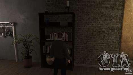 Maison chandail avec col pour GTA 4 quatrième écran