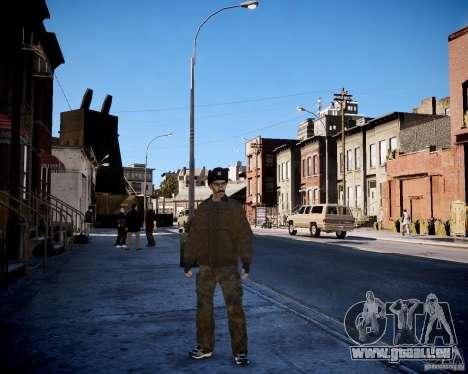 Niko - Stalin pour GTA 4 septième écran