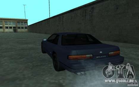 Nissan Onevia (Silvia) S13 pour GTA San Andreas vue de droite