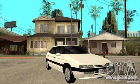 Citroen XM 1992 für GTA San Andreas Rückansicht