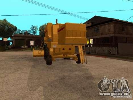 Holland TX 34 C pour GTA San Andreas vue arrière