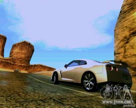 ENBSeries by S.T.A.L.K.E.R pour GTA San Andreas neuvième écran