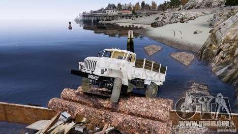 Route de Trialovskaâ pour GTA 4