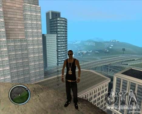 Memory512 - No SALA or Stream anymore pour GTA San Andreas deuxième écran