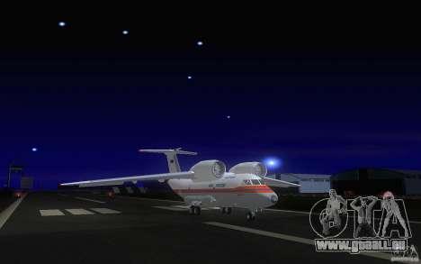 Antonov 74 für GTA San Andreas linke Ansicht