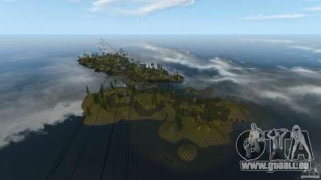 The Loggers Point pour GTA 4 troisième écran