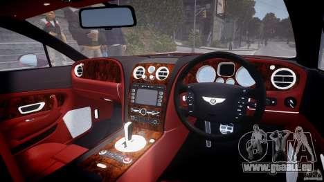 Bentley Continental GT 2004 pour GTA 4 est un droit