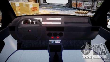 Fiat Tipo 1990 pour GTA 4 est un droit