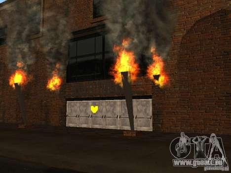 Le nouveau Club dans le style de GTA 4 pour GTA San Andreas
