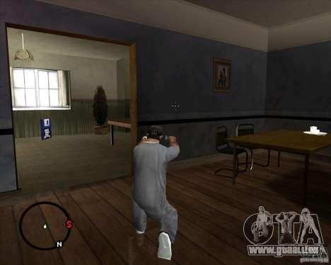 Colt 1911 für GTA San Andreas dritten Screenshot