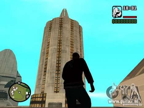 Haus 5 Kadetten aus dem Spiel Star Wars für GTA San Andreas zweiten Screenshot