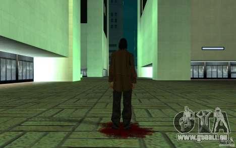 Mutant pour GTA San Andreas deuxième écran
