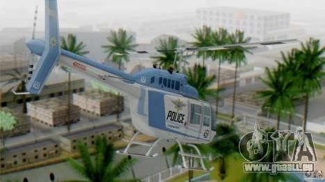 SA Beautiful Realistic Graphics 1.7 BETA für GTA San Andreas siebten Screenshot