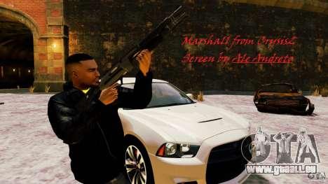 Marshall de Crysis 2 pour GTA 4