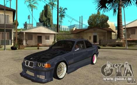 BMW E36 M3 Street Drift Edition für GTA San Andreas