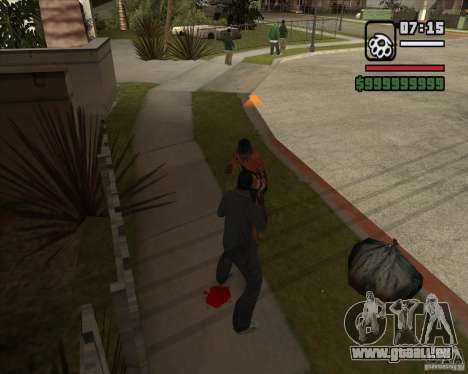 Reality Peds Settings 1.0 pour GTA San Andreas