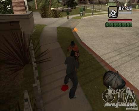 Reality Peds Settings 1.0 für GTA San Andreas