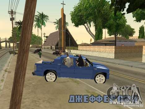 Ballas 4 Life für GTA San Andreas siebten Screenshot