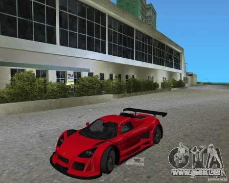 Gumpert Apollo Sport für GTA Vice City