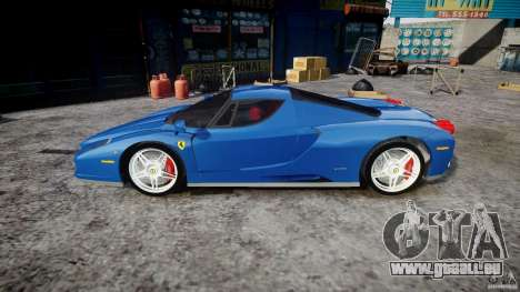 Ferrari Enzo für GTA 4 linke Ansicht