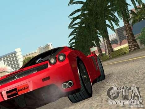 Ferrari Enzo Novitec V1 pour GTA San Andreas laissé vue