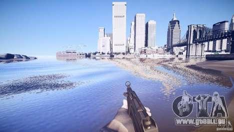 MP-5 pour GTA 4 secondes d'écran