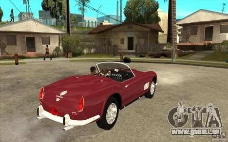 Ferrari 250 California 1957 für GTA San Andreas rechten Ansicht
