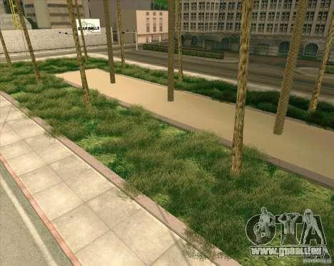 Nouvelles textures, Hôpital général de tous les  pour GTA San Andreas cinquième écran