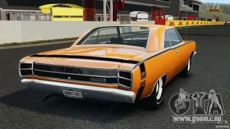 Dodge Dart GTS 1969 für GTA 4 hinten links Ansicht