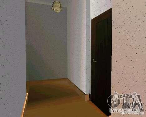 Neue Startseite CJ v2. 0 für GTA San Andreas fünften Screenshot