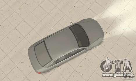 Audi A6 3.0 TDI quattro 2004 pour GTA San Andreas vue arrière