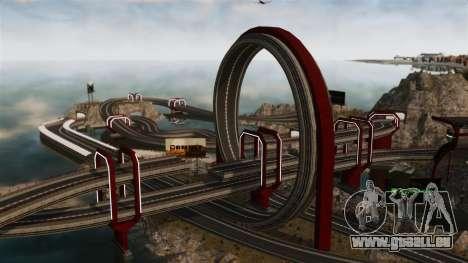 Stunt Speedway Park pour GTA 4 quatrième écran