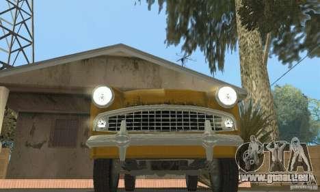 Moskvitch 407 1958 pour GTA San Andreas