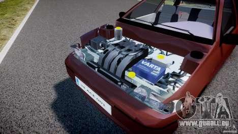 Fiat Palio 1.6 pour GTA 4 Vue arrière