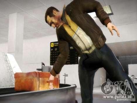 Nouvelles histoires Niko Bellis pour GTA San Andreas
