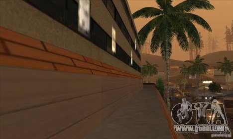 Le nouvel hôpital de HP pour GTA San Andreas cinquième écran