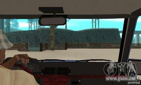 Mercedes-Benz G500 1999 Short [with kangoo v1] pour GTA San Andreas vue de droite