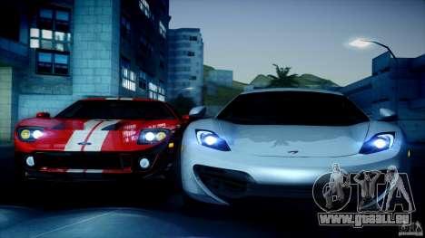 Direct B 2012 v1.1 pour GTA San Andreas quatrième écran
