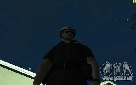 Nouveau DPSnik pour GTA San Andreas deuxième écran
