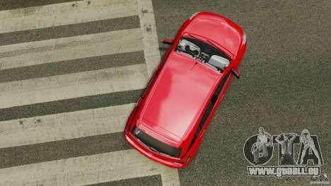 Chevrolet Agile für GTA 4 rechte Ansicht