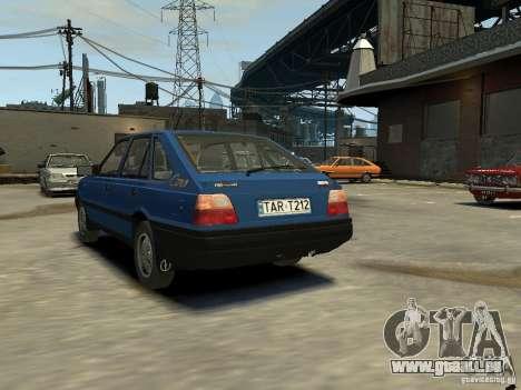 FSO Polonez Caro pour GTA 4 est un côté
