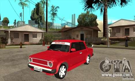 Coupé de 2 portes VAZ 2101 pour GTA San Andreas