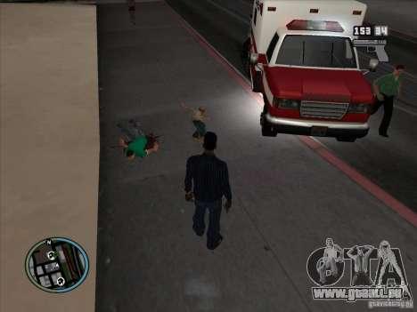 GTA IV LIGHTS pour GTA San Andreas cinquième écran