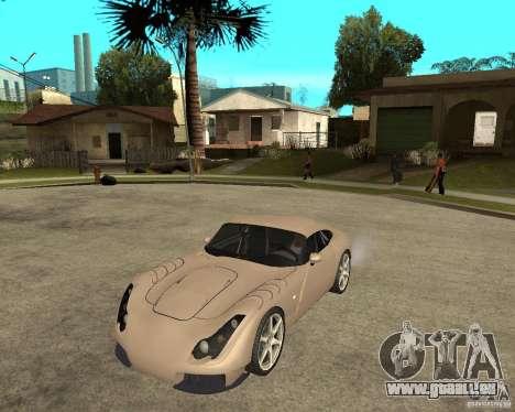 TVR Sagaris pour GTA San Andreas