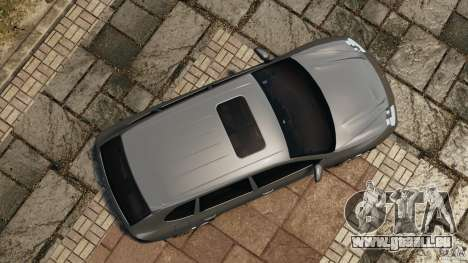Porsche Cayenne Turbo 2003 pour GTA 4 est un droit