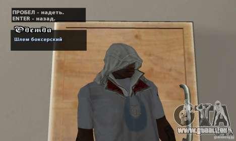 Hottes Assassinov pour GTA San Andreas troisième écran
