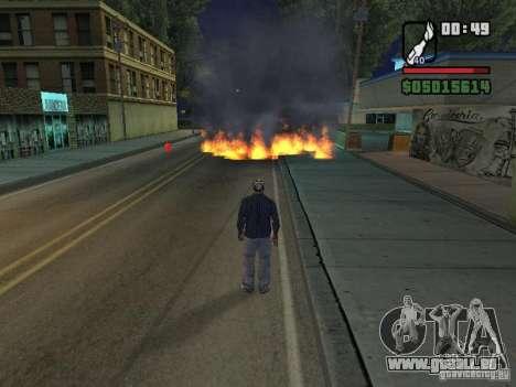 New Realistic Effects für GTA San Andreas fünften Screenshot