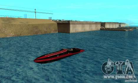 GTAIV TBOGT Smuggler für GTA San Andreas