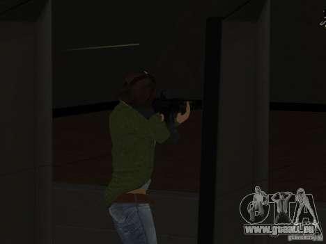 Weapon Pack pour GTA San Andreas onzième écran
